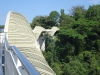 Henderson Waves Bridge. Самый высокий пешеходный мост в Сингапуре. 07